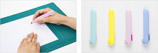 使い切りカッター Litlte リトルテ 新発売 Plus プラス株式会社
